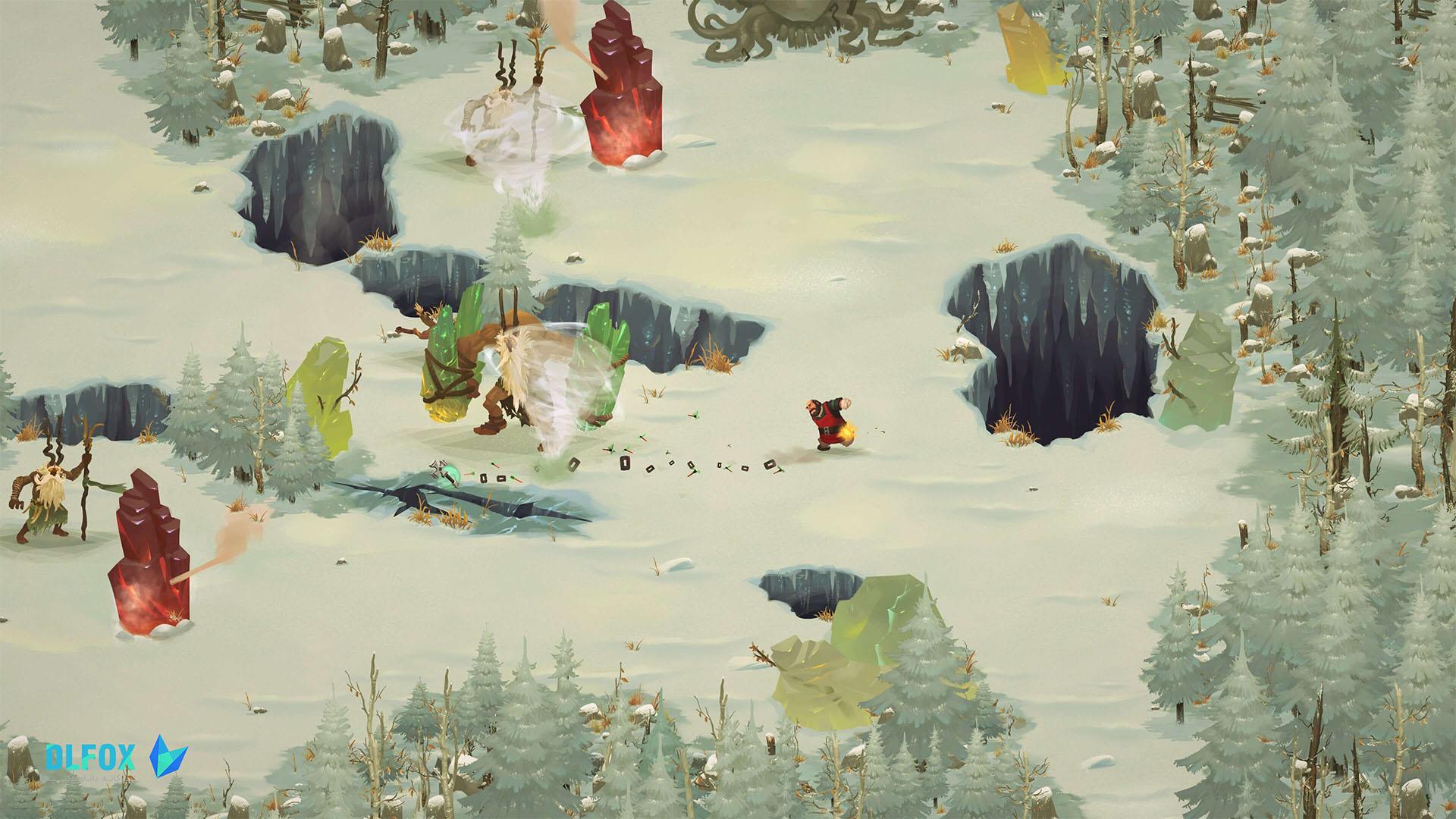 دانلود نسخه فشرده بازی Yaga برای PC