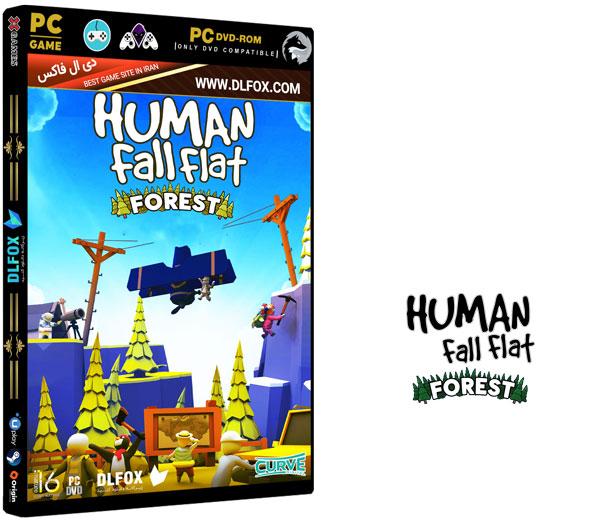 دانلود نسخه فشرده بازی Human: Fall Flat – Forest برای PC