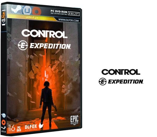 دانلود نسخه فشرده Corepack بازی CONTROL: Expeditions برای PC