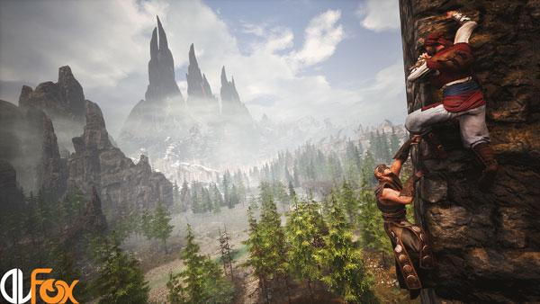 دانلود نسخه فشرده FitGirl V3 بازی Exiles Conan:Architects of Argos برای PC