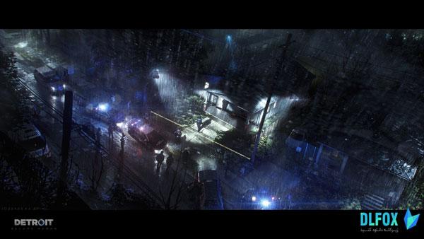 دانلود نسخه فشرده  بازی DETROIT BECOME HUMAN برای PC