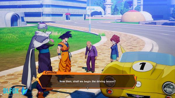 دانلود نسخه فشرده بازی Dragon Ball Z Kakarot  برای PC