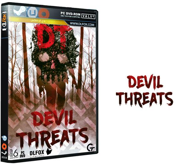 دانلود نسخه فشرده بازی Devil Threats برای PC