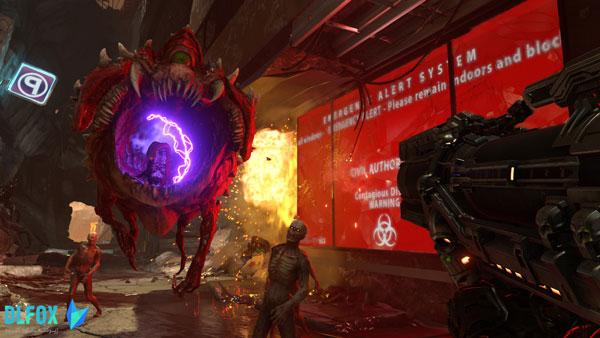 دانلود نسخه فشرده FitGirl بازی Doom Eternal برای PC