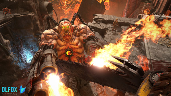 دانلود نسخه فشرده بازی DOOM Eternal – Deluxe Edition برای PC