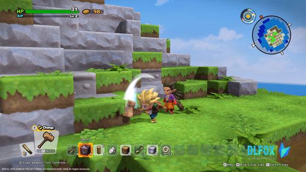 دانلود نسخه فشرده بازی Dragon Quest Builders 2 برای PC