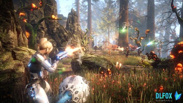 دانلود نسخه فشرده بازی Everreach: Project Eden برای PC