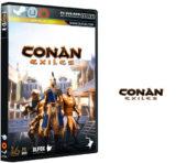 دانلود نسخه فشرده FitGirl بازی Exiles Conan برای PC