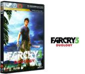 دانلود نسخه فشرده FitGirl بازی FC3: Duology برای PC