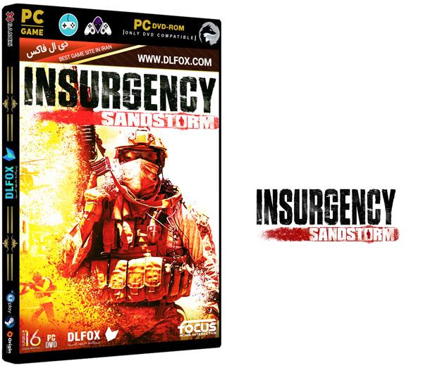دانلود نسخه فشرده بازی Insurgency: Sandstorm برای PC