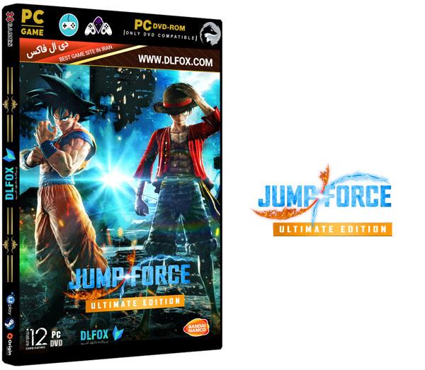 دانلود نسخه فشرده CorePack بازی JUMP FORCE برای PC