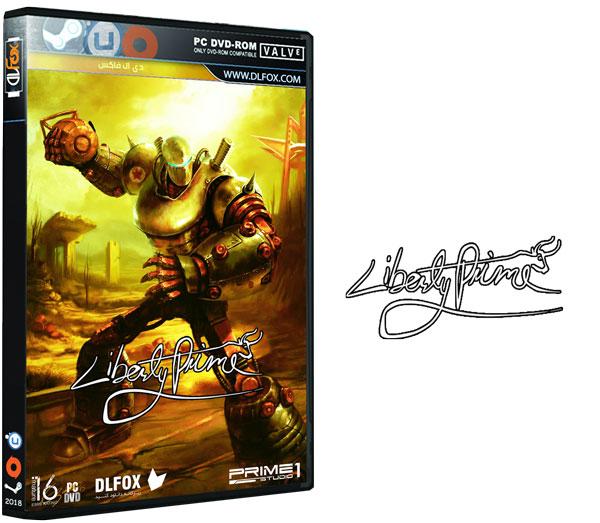 دانلود نسخه فشرده بازی Liberty Prime برای PC