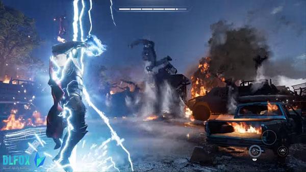 دانلود نسخه فشرده DODI بازی Marvels Avengers برای PC