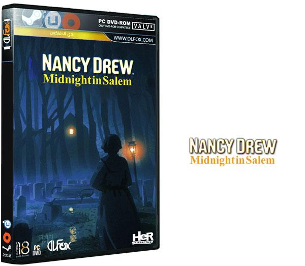 دانلود نسخه فشرده بازی Nancy Drew: Midnight in Salem برای PC
