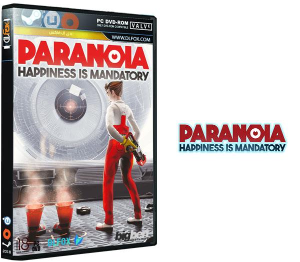 دانلود نسخه فشرده بازی Paranoia: Happiness is Mandatory برای PC