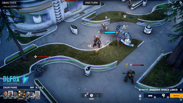 دانلود نسخه فشرده بازی Phoenix Point برای PC