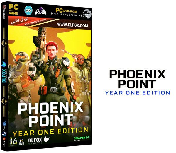 دانلود نسخه فشرده بازی Phoenix Point: Year One Edition برای PC