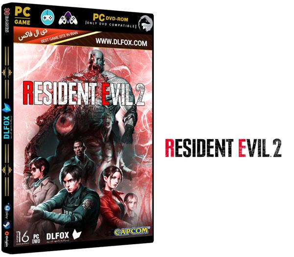 دانلود نسخه فشرده CorePack V3 بازی RESIDENT EVIL 2 برای PC