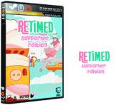 دانلود نسخه فشرده بازی Retimed Supporter Edition برای PC