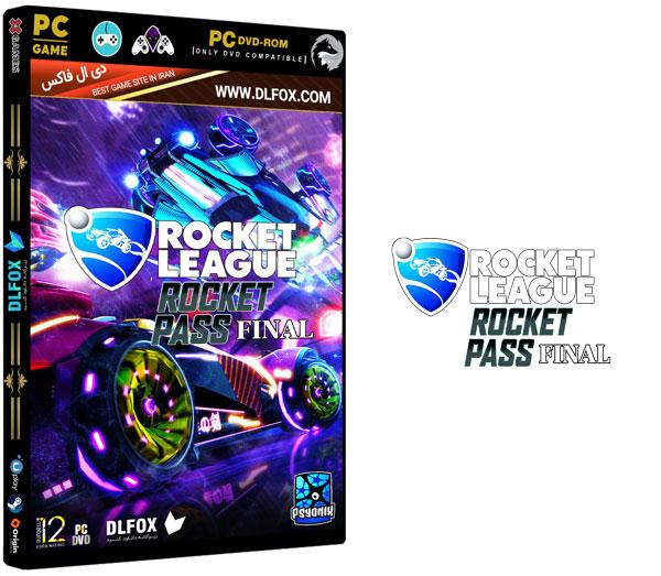 دانلود نسخه فشرده FitGirl بازی Rocket League Rocket Pass 5 برای PC