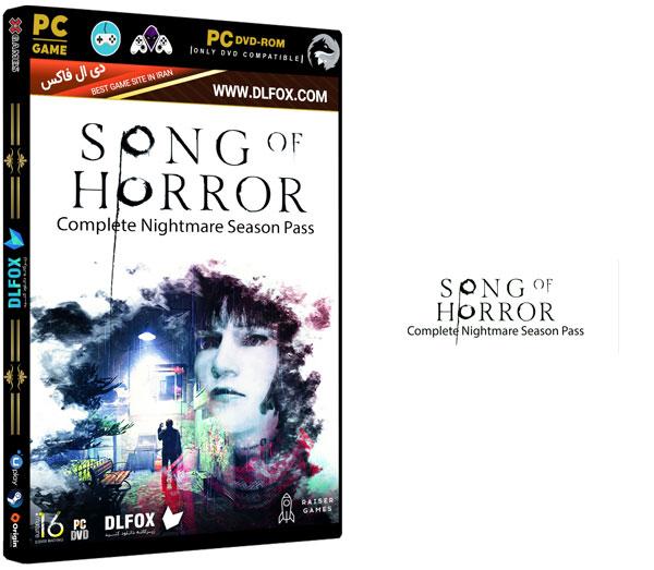دانلود نسخه فشرده بازی SONG OF HORROR برای PC