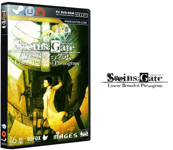دانلود نسخه فشرده بازی STEINS;GATE: LINEAR BOUNDED PHENOGRAM برای PC