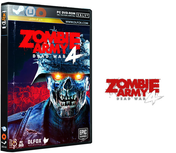 دانلود نسخه فشرده بازی Zombie Army Dead War 4 برای PC