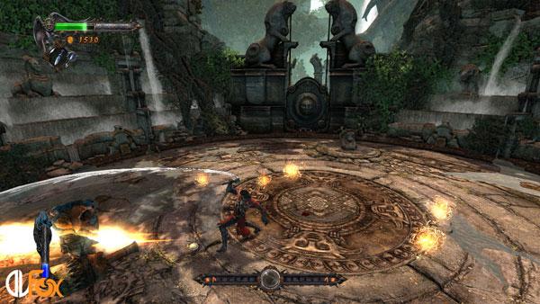 دانلود نسخه فشرده بازی CASTLEVANIA: LOS – MIRROR OF FATE HD برای PC