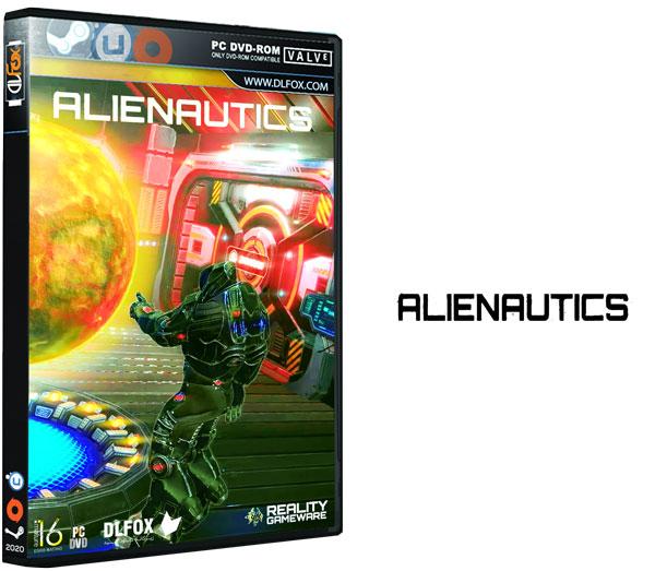 دانلود نسخه فشرده بازی Alienautics برای PC