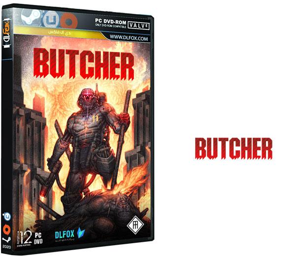 دانلود نسخه فشرده بازی Butcher برای PC