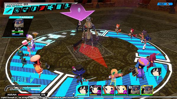 دانلود نسخه فشرده بازی Conception PLUS Maidens of the Twelve Stars برای PC