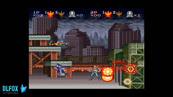 دانلود نسخه فشرده بازی Contra Anniversary Collection برای PC