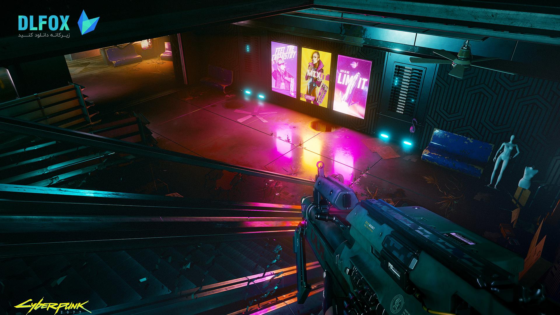 دانلود نسخه فشرده DODI V1 بازی Cyberpunk 2077 برای PC