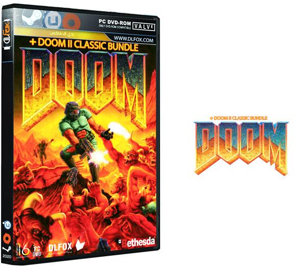 دانلود نسخه فشرده بازی DOOM + DOOM II: CLASSIC BUNDLE برای PC