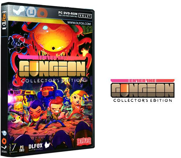 دانلود نسخه فشرده بازی Enter the Gungeon Collectors Edition برای PC