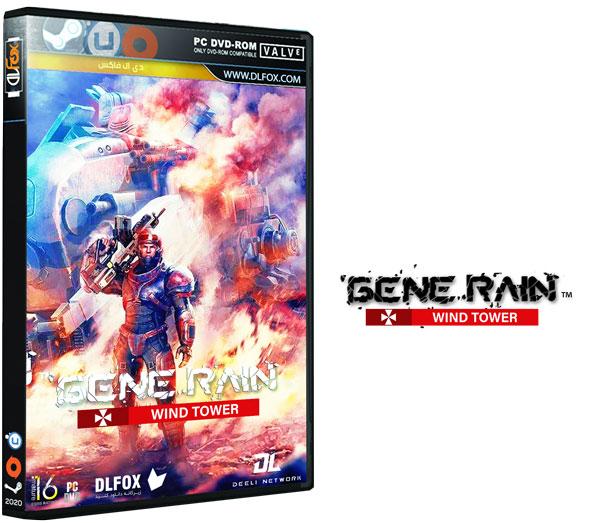 دانلود نسخه فشرده بازی Gene Rain Wind Tower برای PC