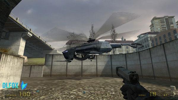 دانلود نسخه فشرده بازی HALF-LIFE: SOURCE QUADRILOGY برای PC