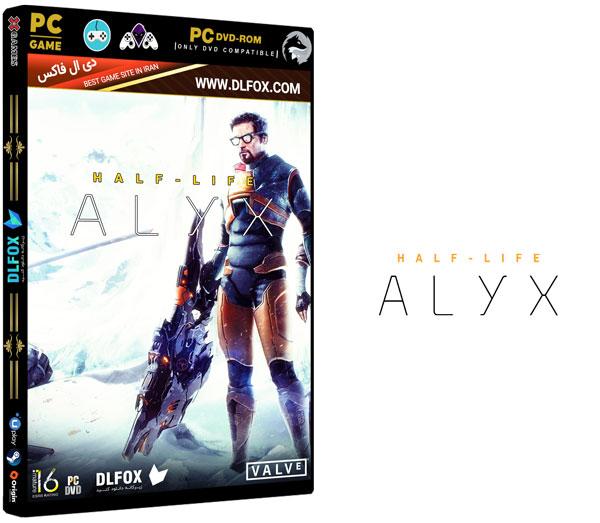 دانلود نسخه فشرده بازی Half-Life: Alyx برای PC