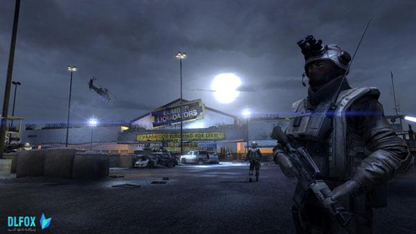 دانلود نسخه فشرده بازی عملیات غیر نظامیان: نسخه نهایی برای PC