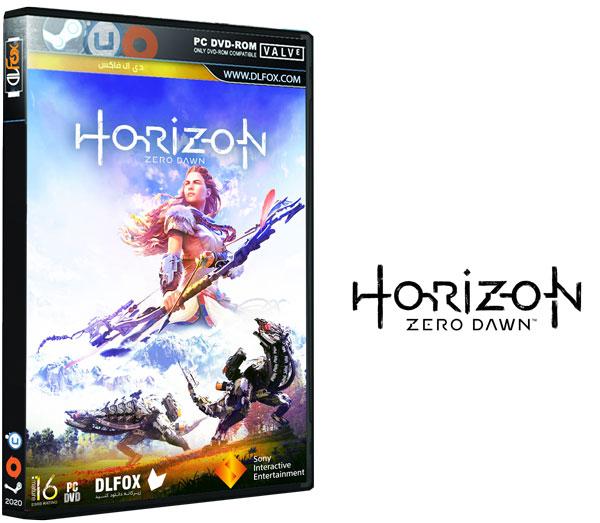 دانلود نسخه فشرده بازی Horizon Zero Dawn برای PC