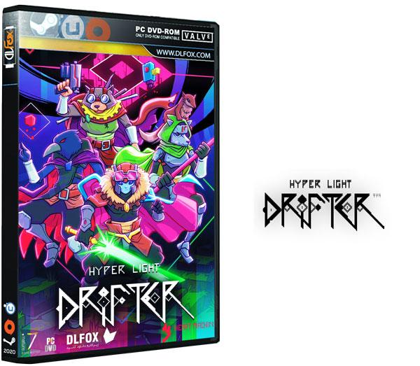 دانلود نسخه فشرده بازی Hyper Light Drifter برای PC
