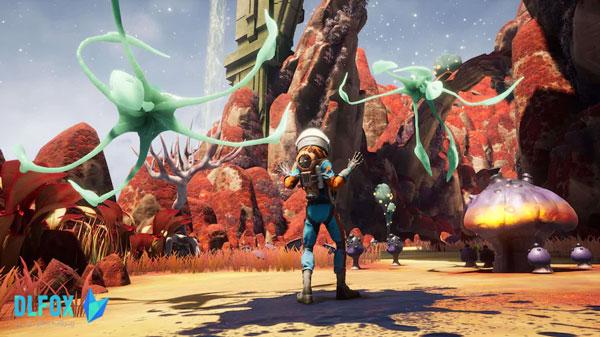 دانلود نسخه فشرده بازی Journey to the Savage Planet برای PC