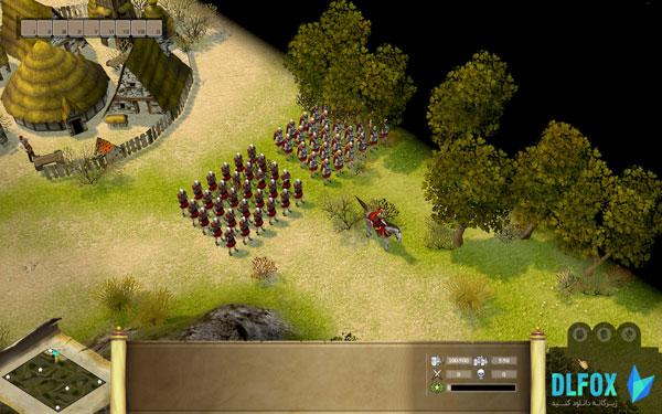 دانلود نسخه فشرده بازی PRAETORIANS: HD REMASTER برای PC