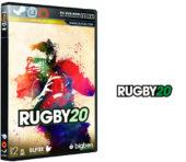 دانلود نسخه فشرده بازی Rugby 20 برای PC