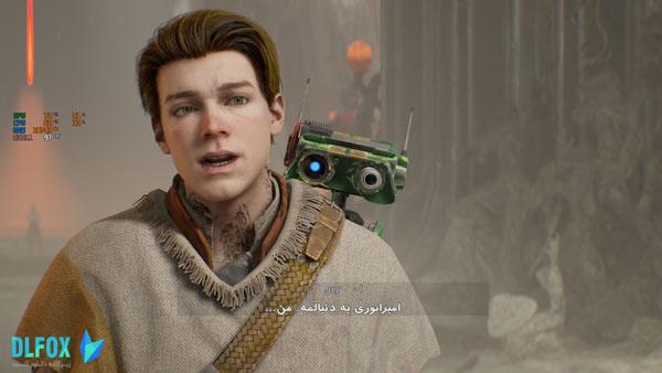 دانلود زیرنویس فارسی بازی Star Wars Jedi: Fallen Order برای PC