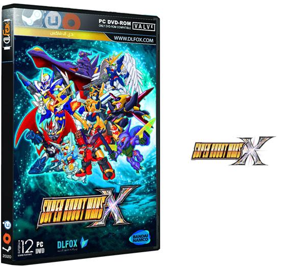 دانلود نسخه فشرده بازی SUPER ROBOT WARS X برای PC