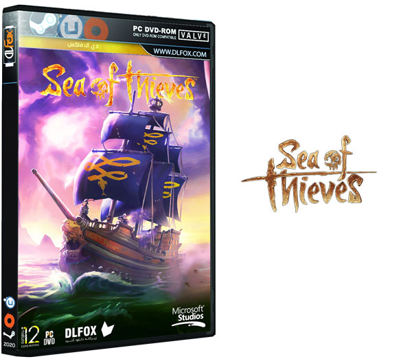 دانلود نسخه فشرده STORE بازی Sea of Thieves برای PC