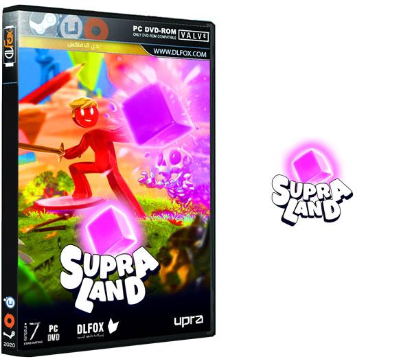 دانلود نسخه فشرده بازی Supraland برای PC