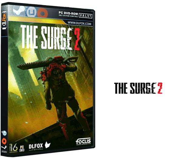 دانلود نسخه فشرده بازی The Surge 2 The Kraken برای PC