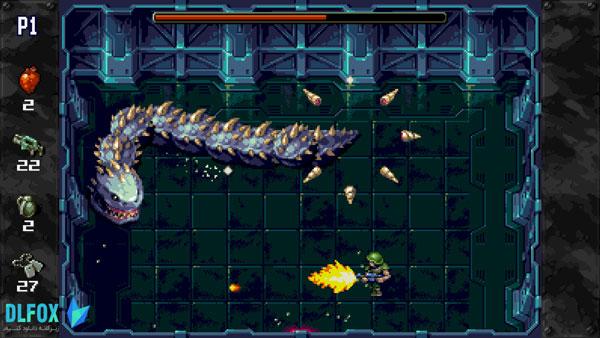 دانلود نسخه فشرده بازی Xeno Crisis برای PC